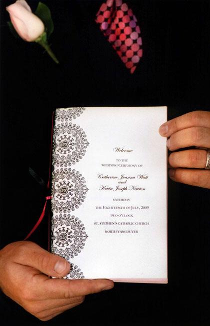 Ceremony-Programme